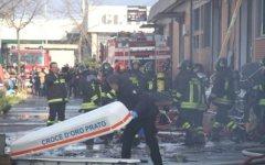 Incendio nella fabbrica di Prato, Napolitano: «Basta sfruttamento»