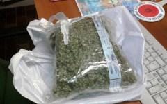 Marijuana per posta dalla Spagna