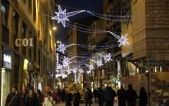 Natale a Firenze, spese per 1.200 euro a famiglia