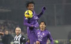 Fiorentina: out anche Cuadrado. Ora ci vuole l'esorcista
