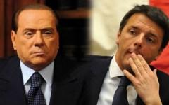 Matteo Renzi: auguri a Berlusconi e D'Alema. Usano il referendum per tornare in campo