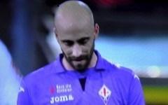 Fiorentina, Borja Valero davanti alla Corte d'appello federale