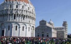Amici dei musei: task force a Pisa per salvare i monumenti