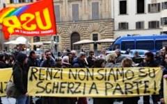 I sindacati: «Renzi, non siamo su scherzi a parte»