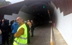 Firenze, aperto il tunnel alle Bagnese. Dal Galluzzo a Scandicci non è più un rally