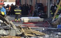 Prato, cinque arresti per il rogo della fabbrica cinese