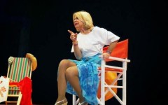 Paola Quattrini al Teatro Lumière di Firenze