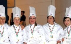 Cucina, primato nazionale per cinque cuoche toscane