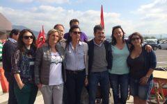 Elezioni, Stella con gli ambulanti di San Lorenzo e alla Mercafir