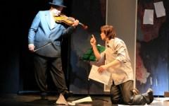 Firenze, «debutto» di Gogol con «Diario di un pazzo»