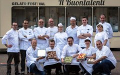 Firenze Gelato Festival: vince il gusto al pecorino e pere