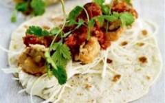 Tortillas Fajitas e Tacos