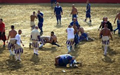 Il Calcio storico era già agonizzante: ora bisogna guarirlo e rilanciarlo