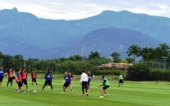 Mondiali 2014: Prandelli ha fatto benedire il ritiro dell'Italia. Buffon e Thiago Motta contro il Costa Rica