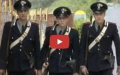 «A testa alta»: in Tv il sacrificio dei tre carabinieri martiri di Fiesole (Backstage)
