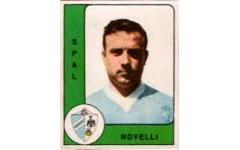 Calcio, è morto Carlo Novelli ex ala di Fiorentina, Spal, Napoli e Sampdoria