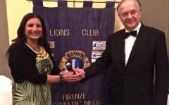 Lions Firenze Cosimo de' Medici: Iacobacci nuova presidente al posto di Georgescu