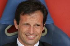 Massimiliano Allegri, livornese, allenatore della Juve