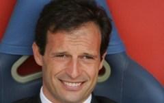 Massimiliano Allegri, livornese, allenatore della Juve, panchina d'oro per la stagione 2014-2015