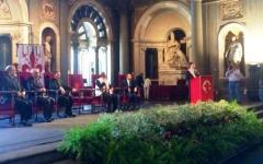 Firenze, per la festa di San Giovanni il Fiorino d'oro al cardinale Betori