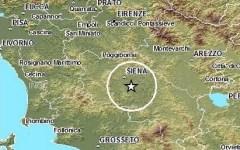 Siena, due scosse di terremoto in due ore ma nessun danno