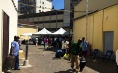 Sesto Fiorentino: 50 profughi occupano l'ex mobilificio Aiazzone