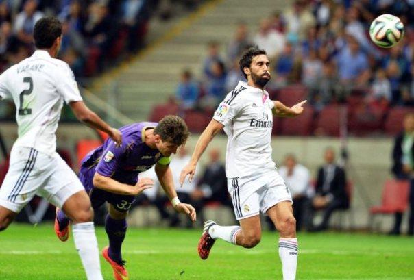 A Gomez (nella foto contro il Real Madrid) Montella chiede una gran partita