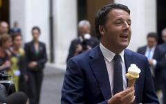 Spending rewiew: il gelato di Renzi sarebbe costato  quasi 1.000 euro (ma a chi?)