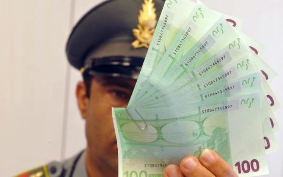 Banconote riciclate
