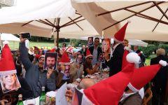 Fiesole: prefetto, questore e sindaco alla festa del Natale ... in anticipo