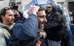 Lavoro: chieste le dimissioni di alfano per gli scontri a Roma fra gli operai di Terni e la polizia