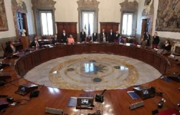 Il Consiglio dei ministri