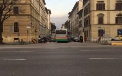 Firenze, Statuto: ore 9,00. Di code nemmeno l'ombra. I cittadini spaventati hanno evitato la zona