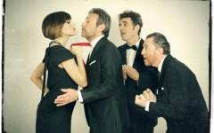 «Oggi sto da Dio», con Sergio Assisi e Bianca Guaccero. Una «divina commedia» tipicamente italiana