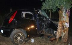 Suvereto: ventinovenne muore nell'auto che si schianta contro un albero