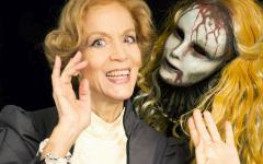 Firenze: torna «Il fantasma di Canterville» con Lucia Poli al Teatro di Rifredi
