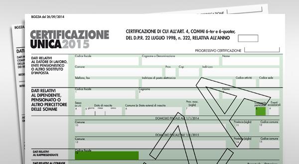 Certificato unico cu dei redditi da oggi online a for Camera dei deputati redditi on line