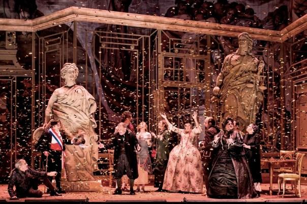 «Il Tartufo» di Molière con Solenghi e Pagni in scena alla Pergola
