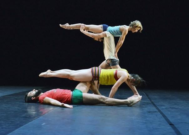 La coreografia di Angelin Preljocaj su Empty words di John Cage