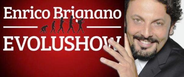 Enrico Brignano porta in scena il suo nuovo spettacolo
