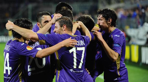 Europa League; Fiorentina-Dynamo Kiev