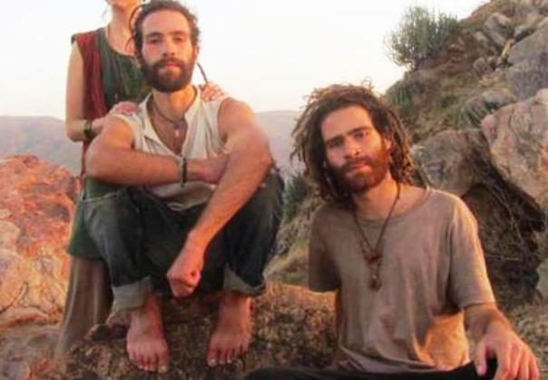 I due fratelli fiorentini, Daniel ed Elia Lituani (foto Facebook)