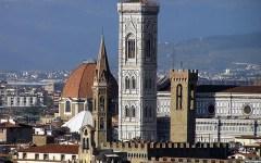 Firenze: il Campanile di Giotto e il derby con la Torre di Pisa. Sei conferenze dell'Opera Santa Maria del Fiore