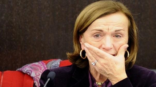 Il Ministro Fornero in lacrime annuncia sacrifici per i pensionati