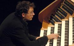 "Firenze: Thierry Escaich suona gratis per ""O Flos Colende"""