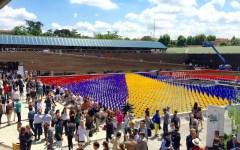Firenze, Pitti Uomo 2015. Il ministro Guidi: «È un'eccellenza della moda, daremo più fondi»