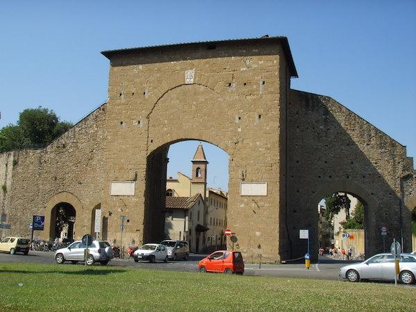 Porta Romana a Firenze