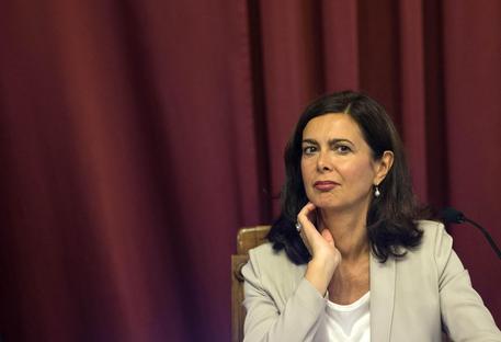 La presidente della Camera, Laura Boldrini,
