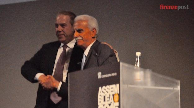 Simone Bettini e Massimo Messeri