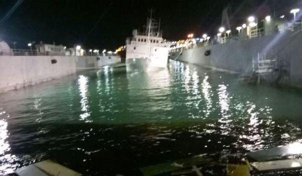 Livorno, incidente sul lavoro a bordo di una nave: un morto e 12 feriti
